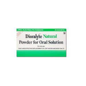 Dioralyte Natural