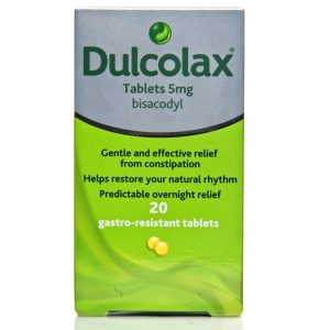 DULCOLAX TABLETS 20