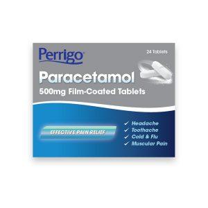 Perrigo Paracetamol