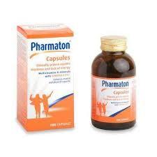 Pharmaton Capsules 100Pk