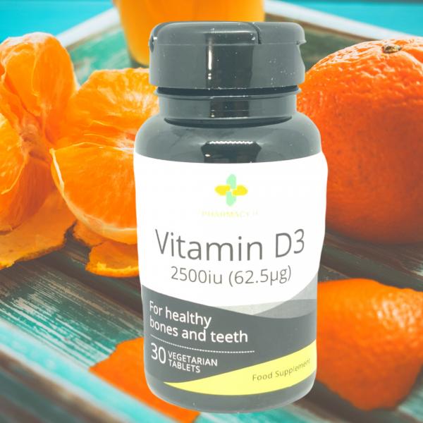Pharmacy.ie Vitamin D3