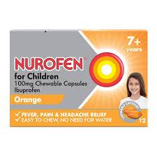 Nurofen for Children Chewable