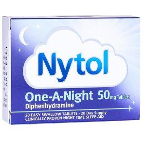 Nytol Tablets