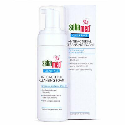 Sebamed Antibacterial Cleansing Foam