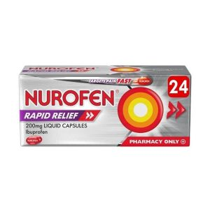 Nurofen Rapid Relief 200mg