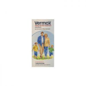 Vermox oral suspension